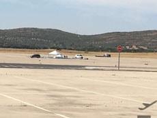 Evento en el aeropuerto de Ciudad Real