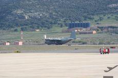 simulacro emergencia aeropuerto ciudad real